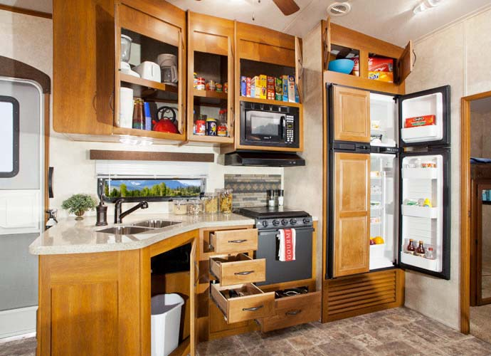 ever wonder how long can you keep that in the refrigeratorfreezer here tashasays - Kitchen Storage Furniture Ideas